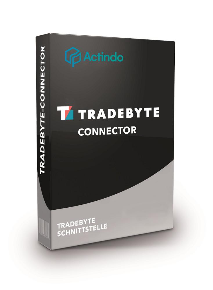 Actindo Core1 Tradebyte Connector